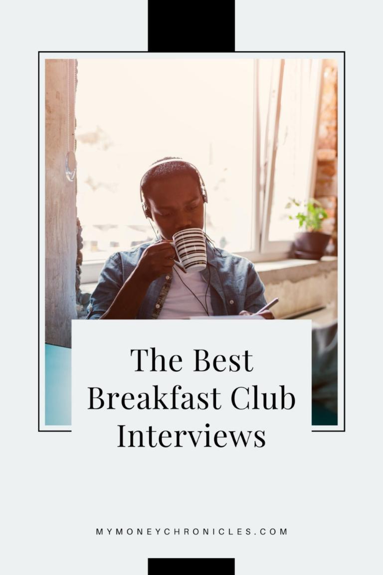 The Best Breakfast Club Interviews