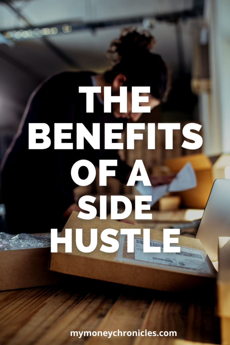The Benefits of a Side Hustle