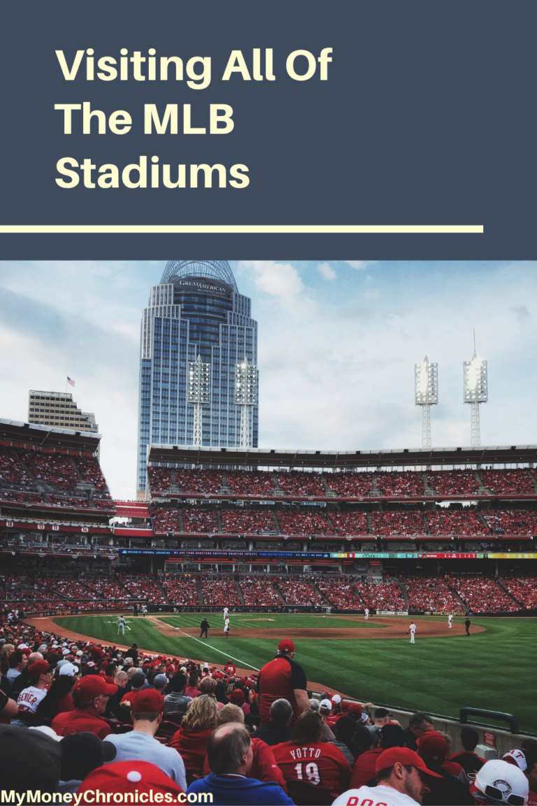 Visiting All of The MLB Stadiums
