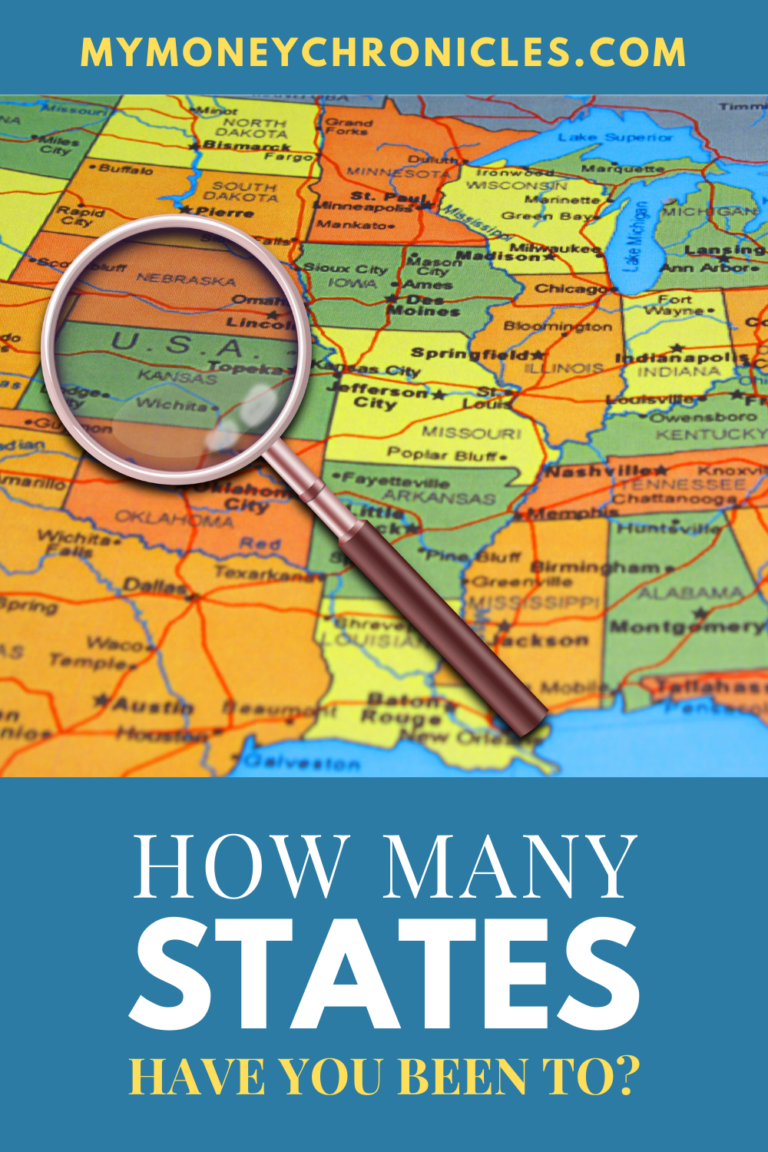 How Many States Have You Been To?