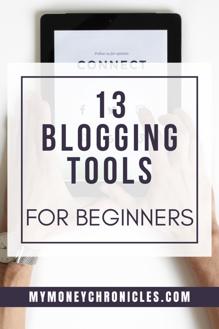 13 Blogging Tools For Beginners