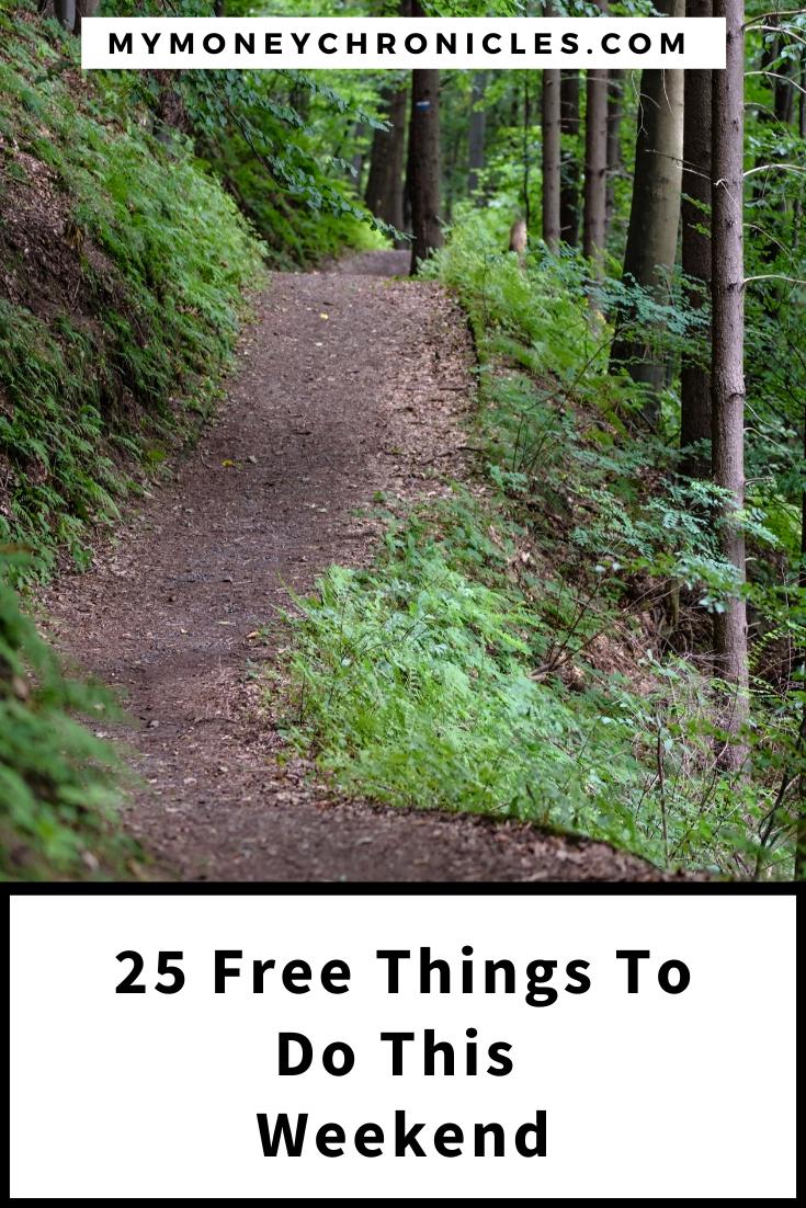 25 Free Things