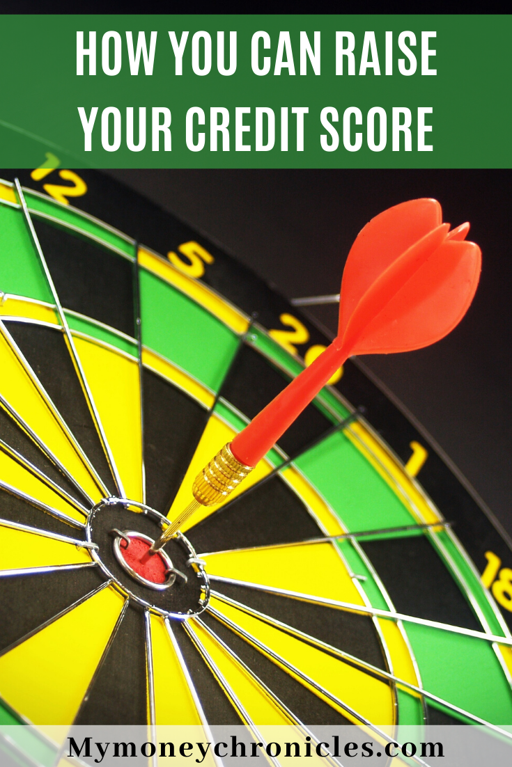 How You Can Raise Your Credit Score