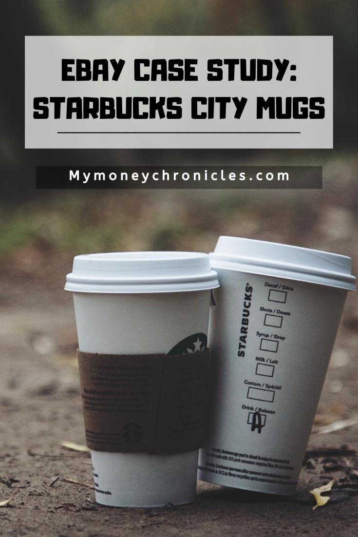 eBay Case Study: Starbucks City Mugs