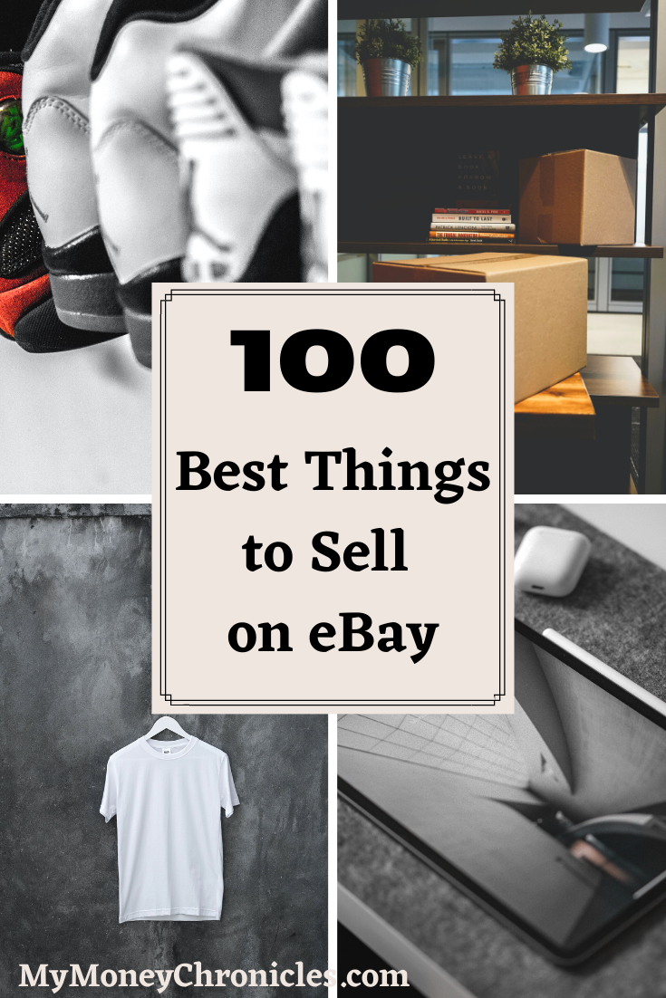 100 Best Things to Sell on eBay