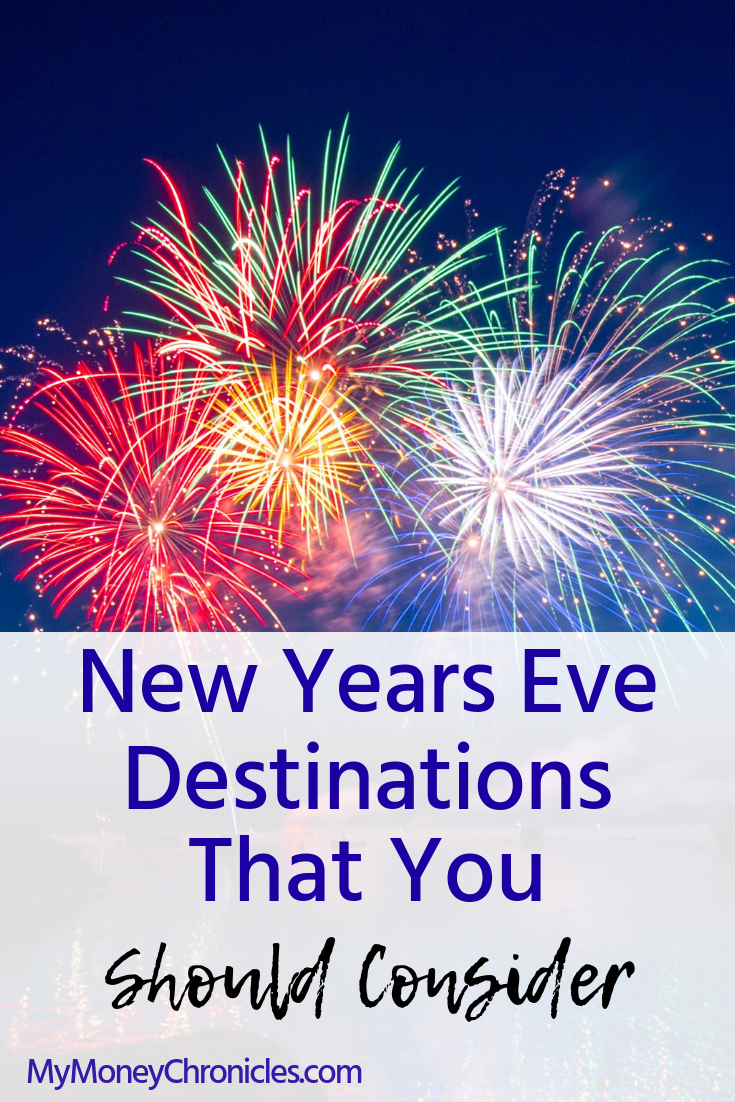 New Years' Eve Destinations That You Should Consider