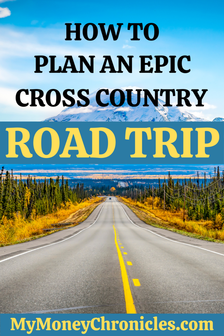 How to Plan an Epic Cross Country Road Trip