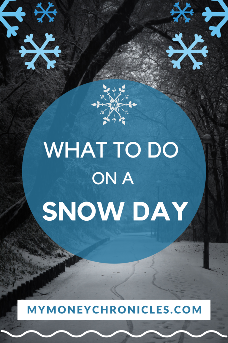 What to do on a Snow Day