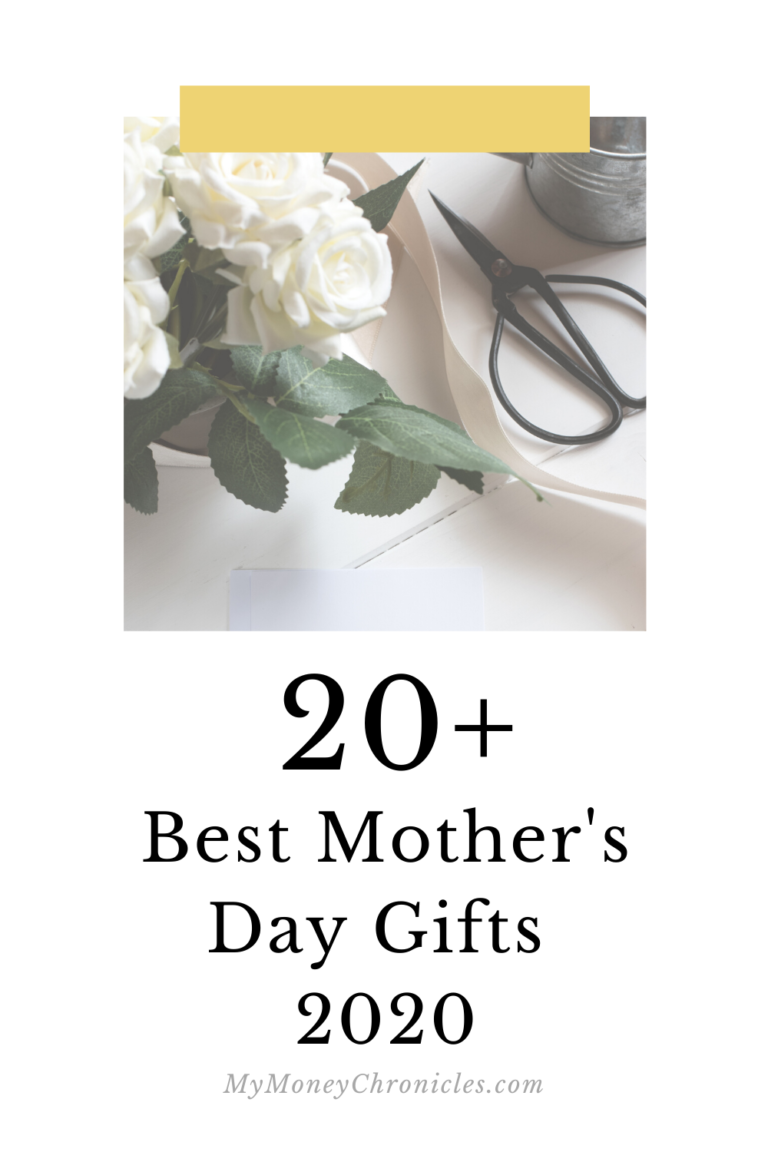 20+ Best Mother's Day Gifts 2020
