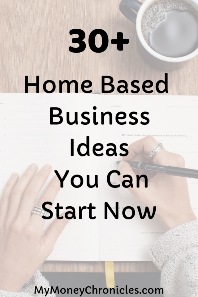 30 Home Based Business Ideas You Can Start Now My Money