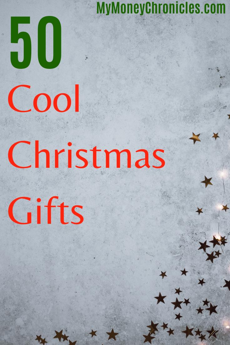 50 Cool Christmas Gifts