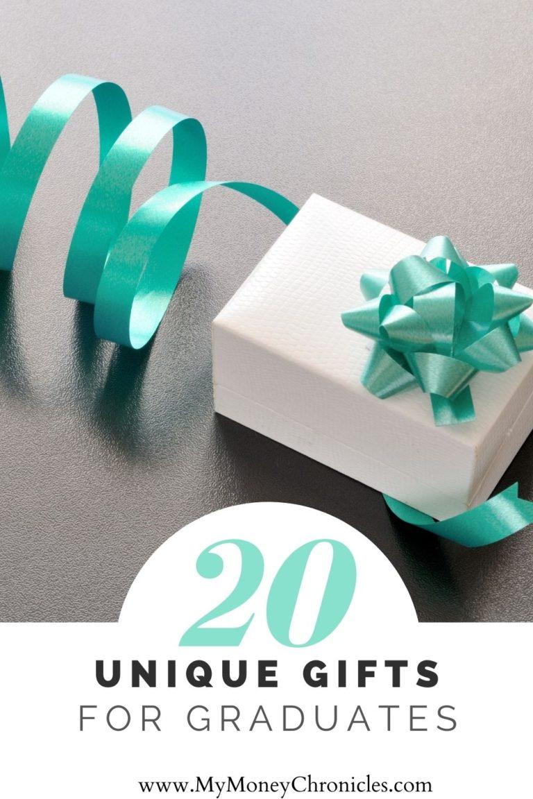 20 Unique Gifts For Graduates