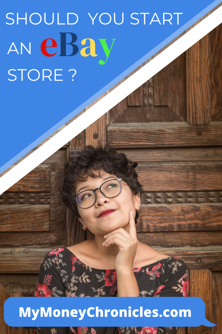 Should You Start an eBay Store