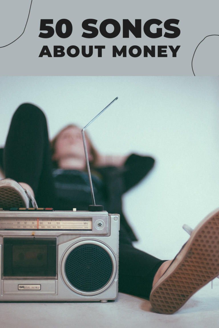 50 Songs About Money