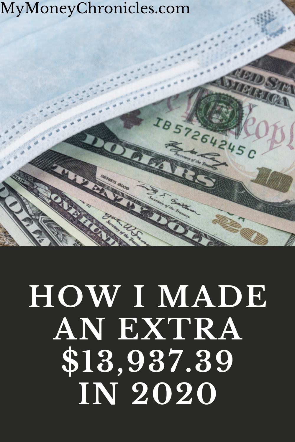 How I Made An Extra $13,937.39 in 2020