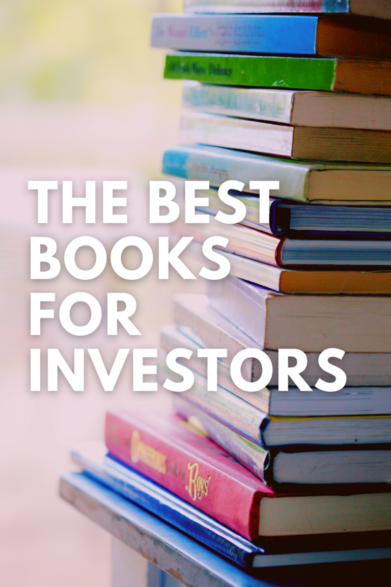 The Best Books for Investors