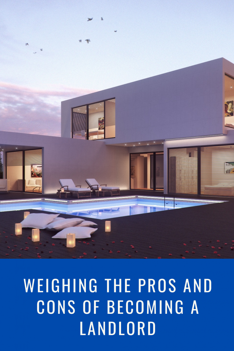 Weighing the Pros and Cons of Becoming a Landlord