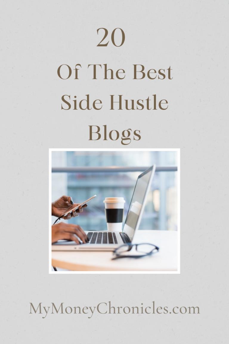 20 of The Best Side Hustle Blogs